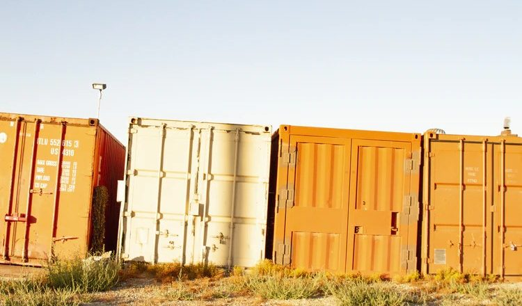 Hiring Storage Containers